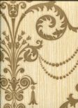 Regalia Wallpaper 7003-002416 By Brewster Fine Decor